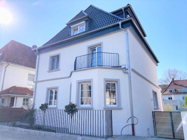 Mannheim Neuostheim, neu sanierte Wohnung, Böcklinstraße frei ab 01.10.