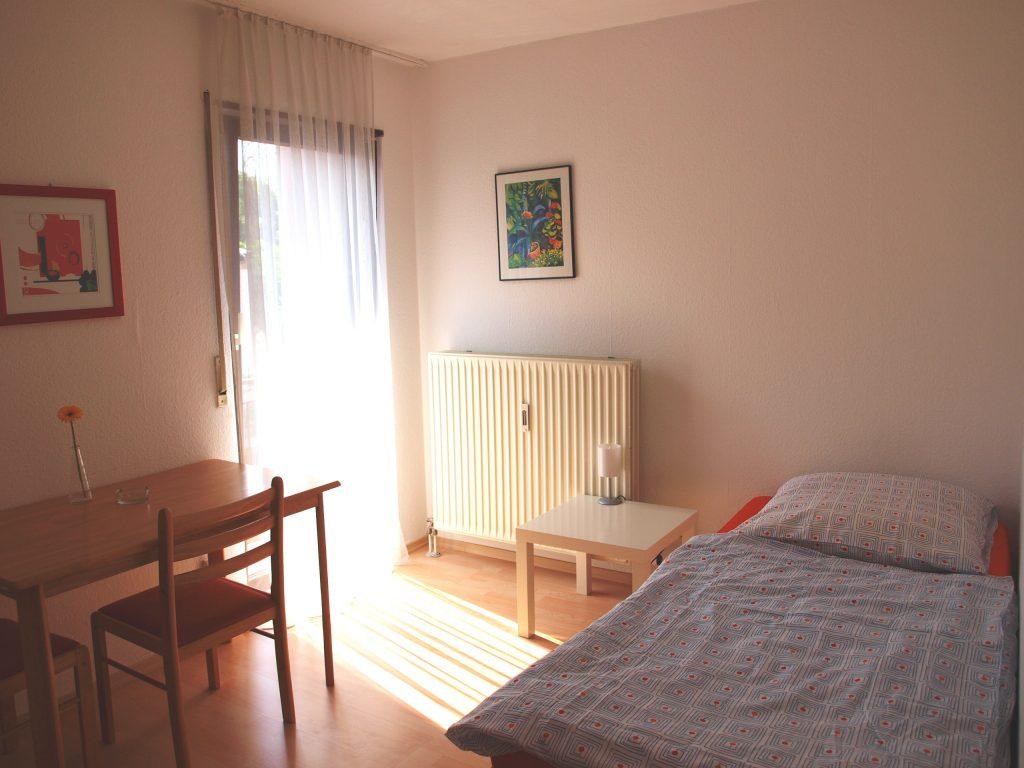 Mannheim City Quadrat R6,12 App 17 mit Internet MÜ vermietet