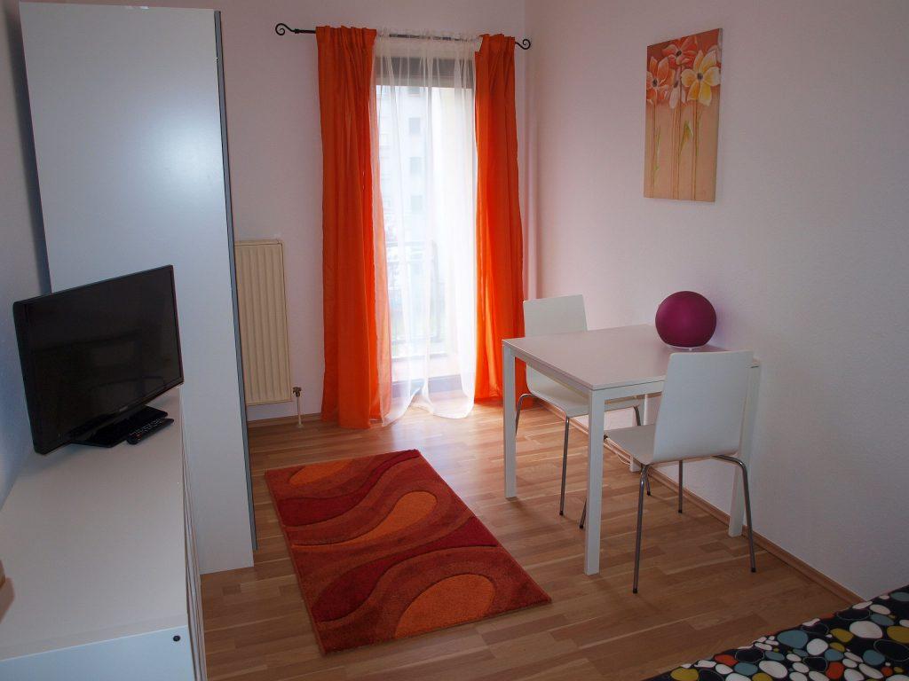 Mannheim Lindenhof Meerfeldstrasse App 72 frei ab 01.04.2020